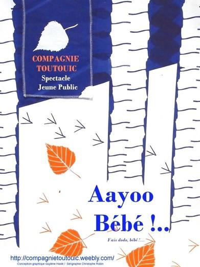 spectacle pour enfants Bretagne p-tit-concert aayoo