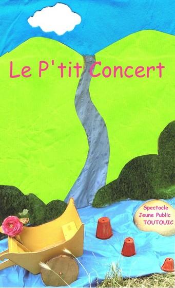 spectacle pour enfants Bretagne p-tit-concert
