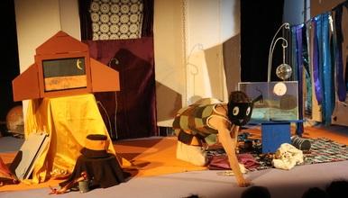 Compagnie Toutouic spectacle pour enfants Finistère