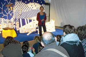 Spectacle pour enfants aayoo